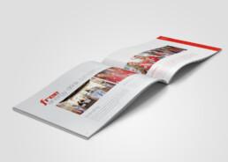 Custom brochure design in Melbourne