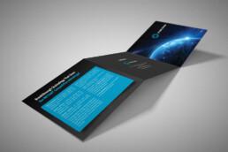 Custom Tri fold brochure design