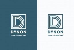 Custom logo design for legal firm