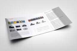 Leica Brochure Design