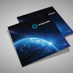 Network Governor Square Brochure Design