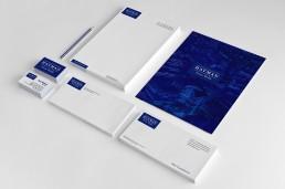 Stationery design showcase