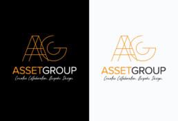 Asset Group Logo Design